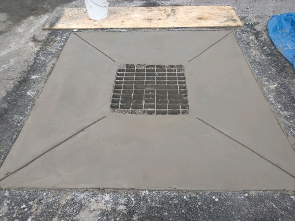 concrete repair, concrete sidewalks, concrete patios